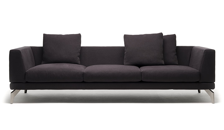Mussi Acanto sofa white background