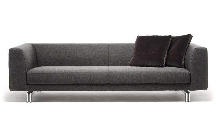 Mussi Alexander sofa white background