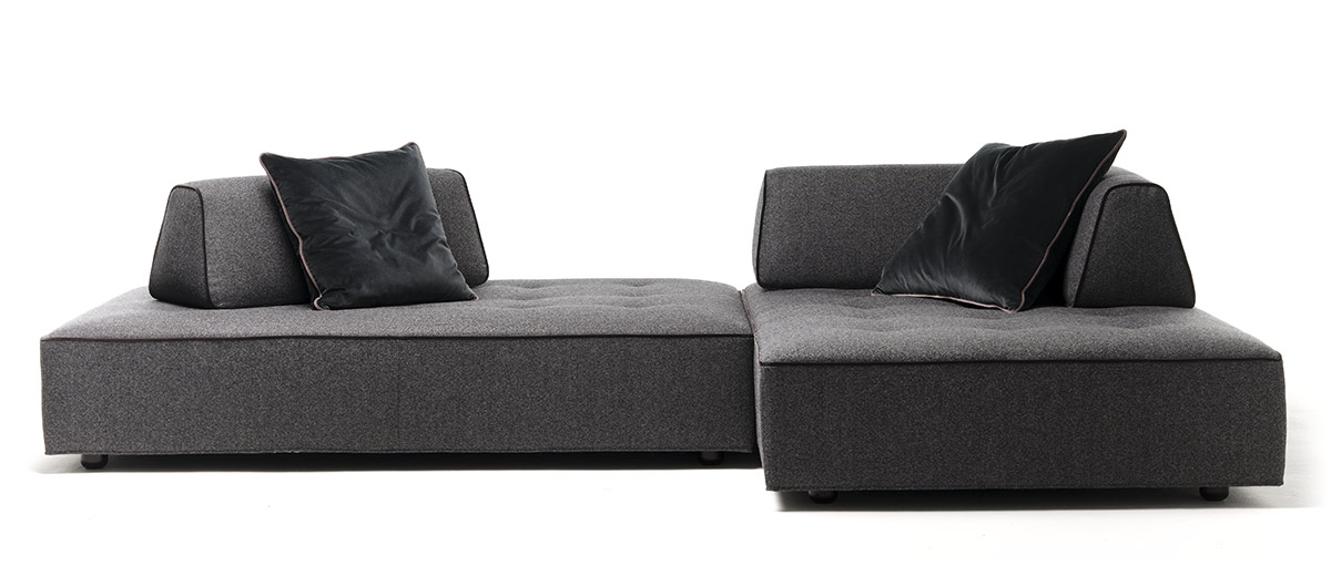 Isola sofa composition