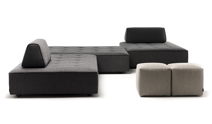 Isola sofa combinations