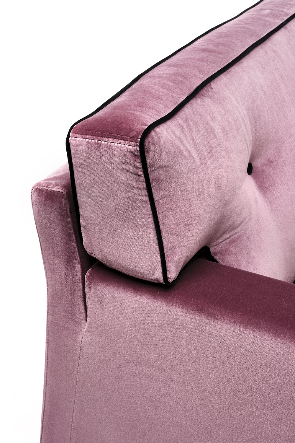 Mussi Roma sofa side detail