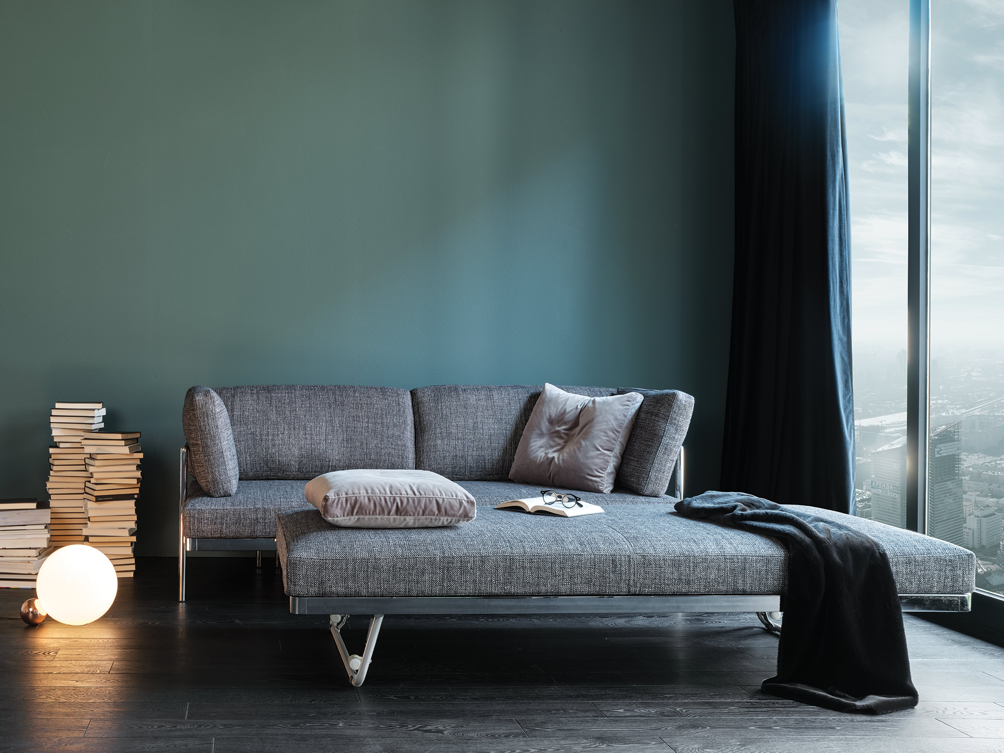Mussi Twin sofa bed
