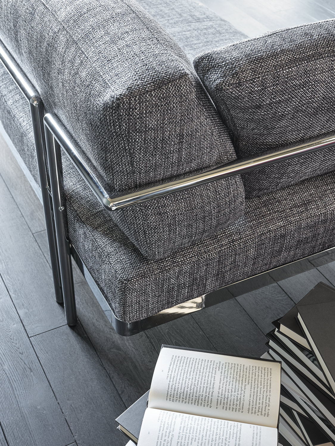 Mussi Twin sofa bed detail
