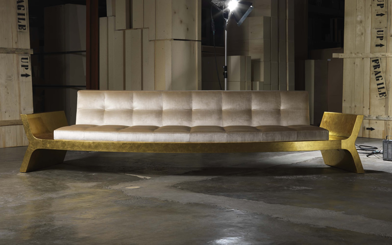 Mussi design projects: Bahrain sofa